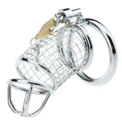 Chastity cage squares
